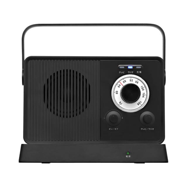 画像: テレビの音を手元で聴ける 簡単操作のテレビ用ワイヤレススピーカー OWL-TMTSP01シリーズ | 株式会社オウルテック