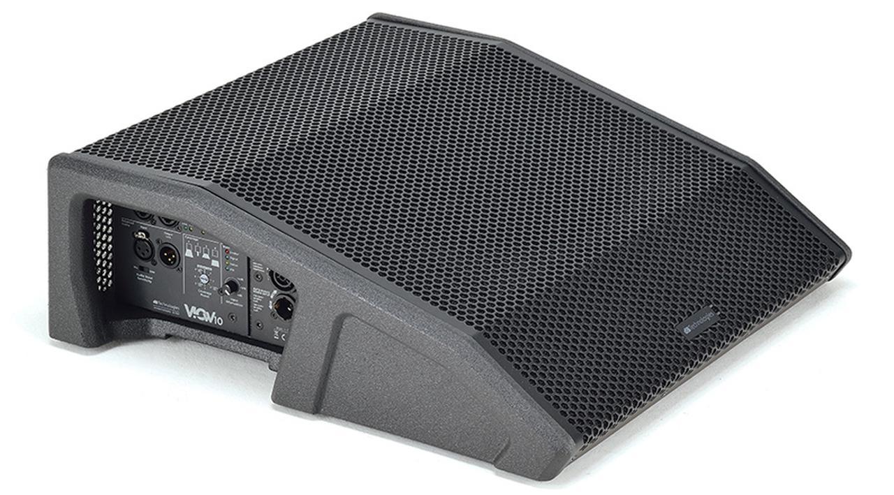 画像: dBTechnologies、「VIO W10」ウェッジモニター。