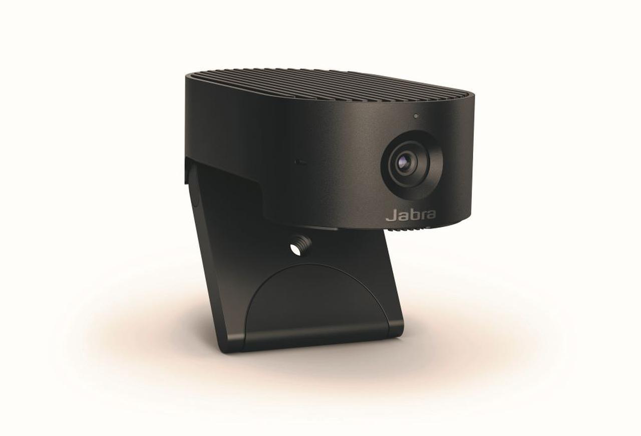 画像: Jabra、AI機能搭載で、機能性・セキュリティに優れた4K対応 web会議用カメラ「PanaCast20」を、10月に発売