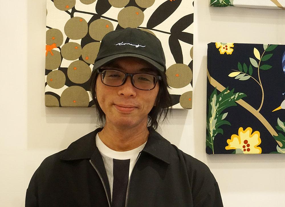 画像: ムービー/フォトグラファーの高田眞輔さん。福岡、東京などの多くの映画館に足を運んで実際の映像とサウンドを経験するほどの熱心な映画&オーディオビジュアルファン