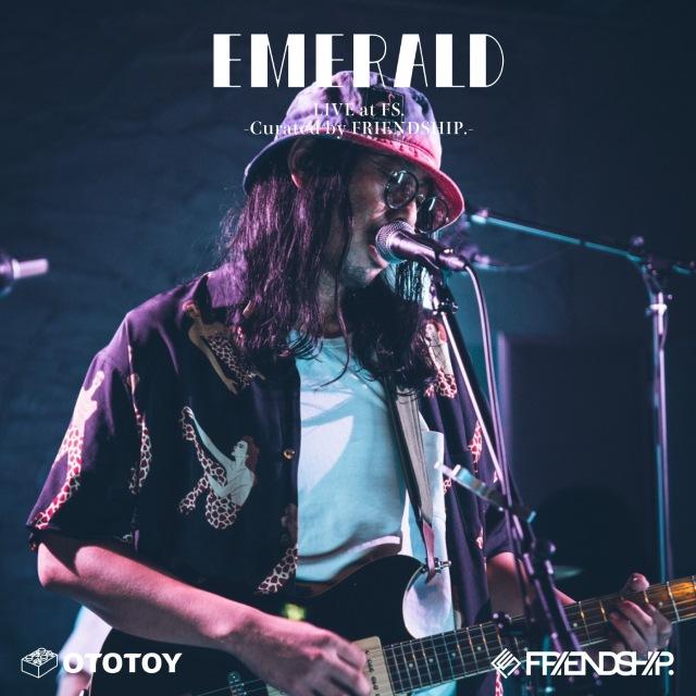 画像: Emerald Live At FS. / Emerald on OTOTOY Music Store