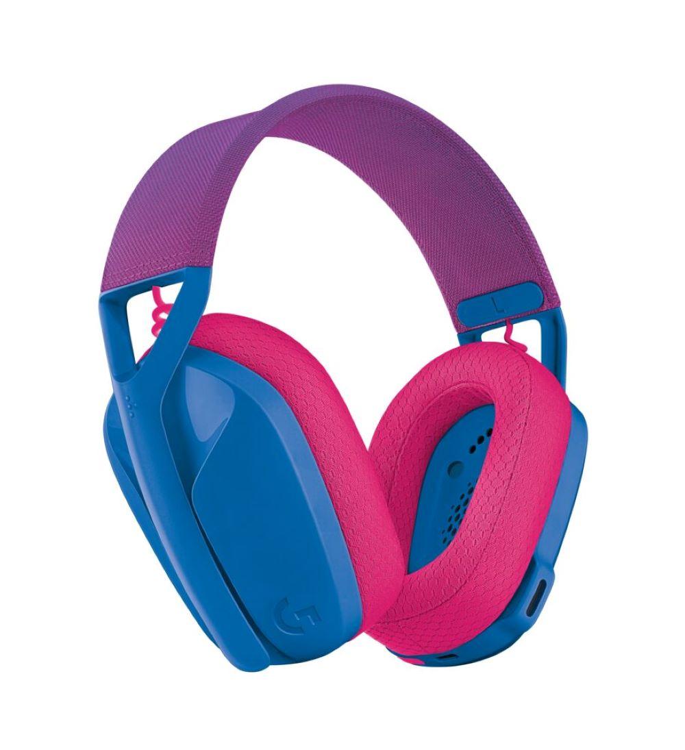 画像2: ロジクールG、軽量・サステナブル・85dB音量制限機能付のワイヤレスヘッドセット「ロジクール G435 ワイヤレス ゲーミング ヘッドセット」を11月18日に発売
