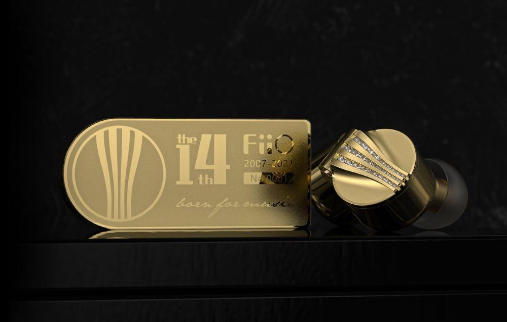 画像4: FiiO、ベリリウム振動板搭載の、1DDイヤホンのフラッグシップ「FD7」、および創業14周年記念の限定ゴールドモデル「FDX」を10月15日に発売