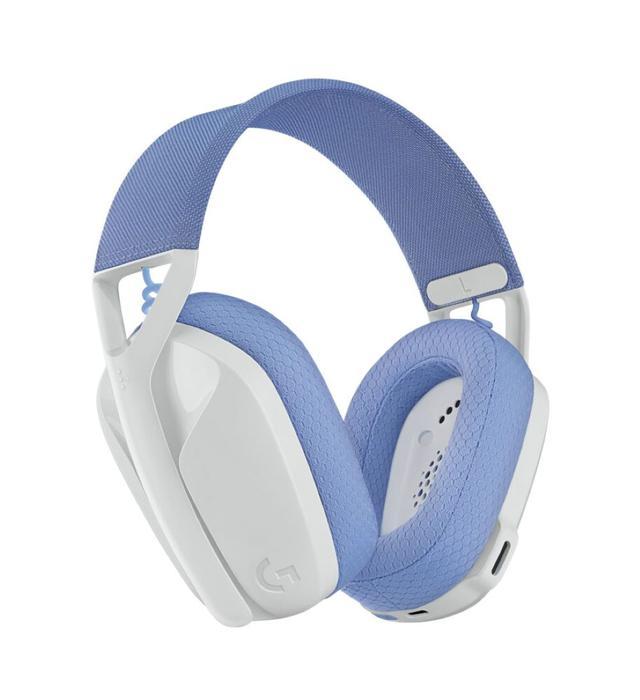 画像3: ロジクールG、軽量・サステナブル・85dB音量制限機能付のワイヤレスヘッドセット「ロジクール G435 ワイヤレス ゲーミング ヘッドセット」を11月18日に発売
