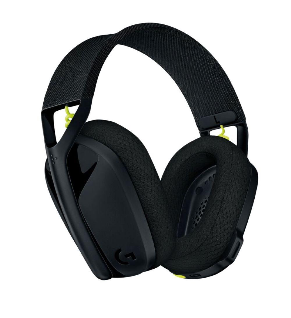 画像1: ロジクールG、軽量・サステナブル・85dB音量制限機能付のワイヤレスヘッドセット「ロジクール G435 ワイヤレス ゲーミング ヘッドセット」を11月18日に発売