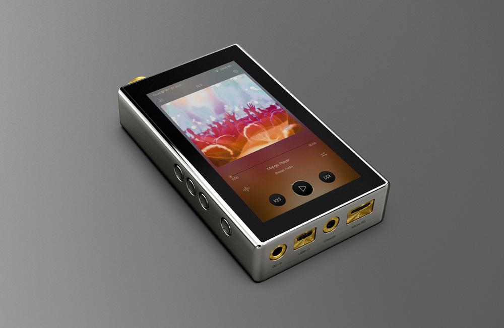 画像1: カーオーディオの専門店・AV Kansai、iBasso AudioのハイエンドDAPを車載に最適化した限定モデル「DAP300APEX Titanium」を発表。12月に予約受付開始
