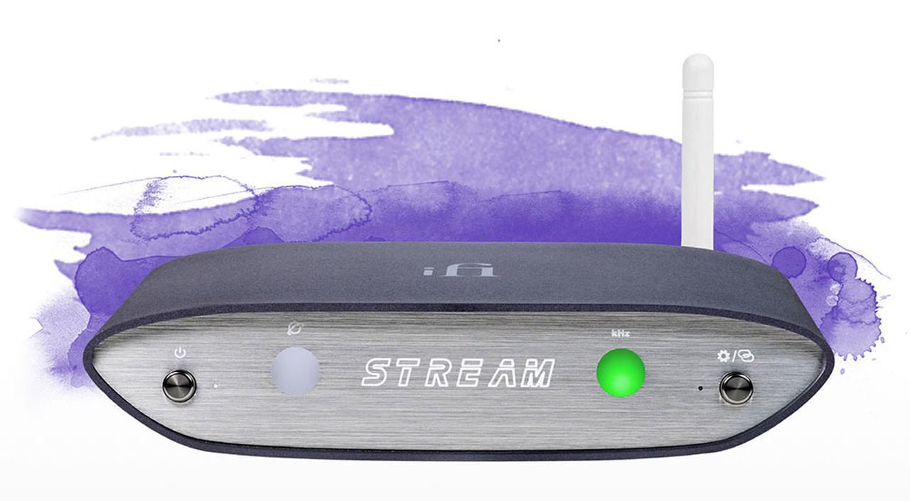画像: トップウイング、iFi audioの新製品ストリーマー「ZEN Stream」をリリース。多彩なストリーミングやデジタルデータを、USB DACに高品質で送り出す。今年秋の発売予定 - Stereo Sound ONLINE