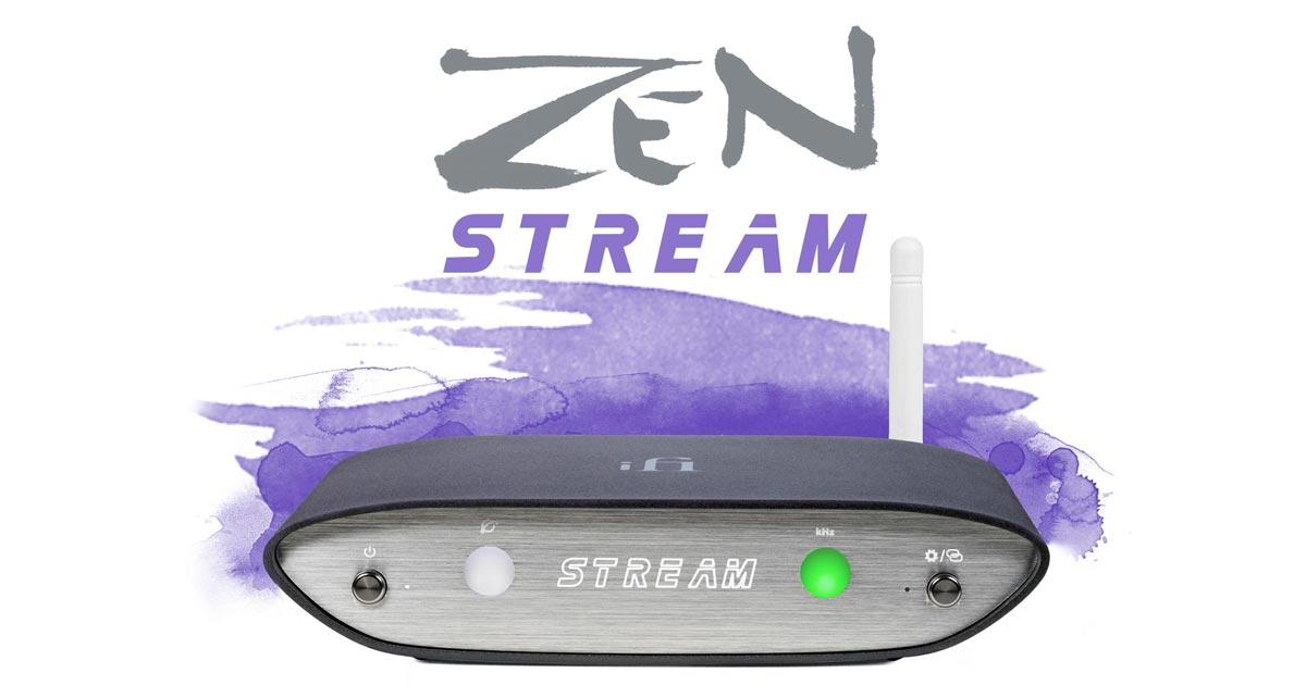 画像: iFi audio ZEN Stream