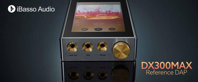 画像: iBasso Audio DX300MAX