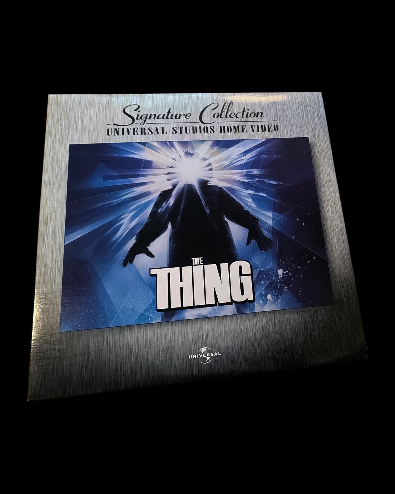 画像: Signature Collection LaserDisc MCA/Universal Home Video