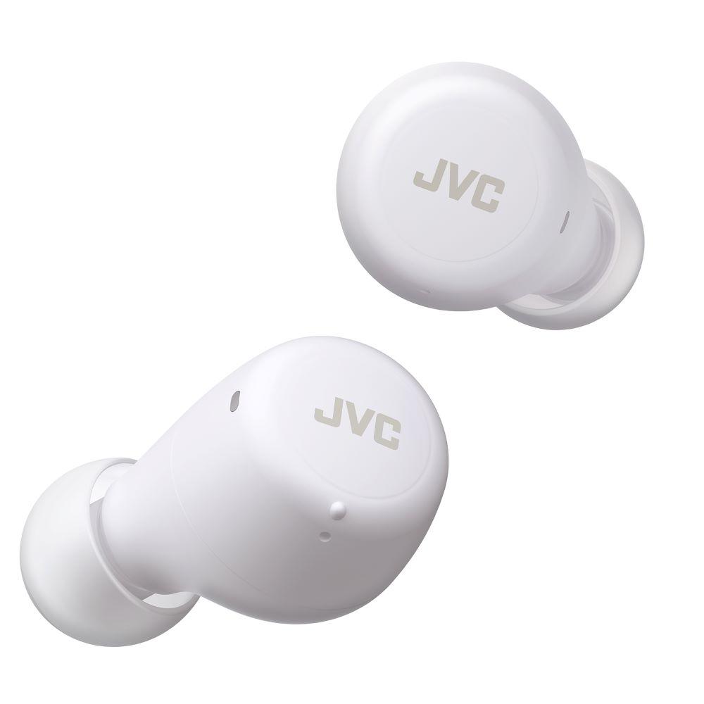 画像4: 小型・軽量・おしゃれな完全ワイヤレスイヤホン「HA-A5T」が、JVCより登場。グリーン、ブルー、ホワイトなどカラフルな5色展開