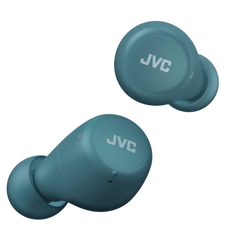 画像5: 小型・軽量・おしゃれな完全ワイヤレスイヤホン「HA-A5T」が、JVCより登場。グリーン、ブルー、ホワイトなどカラフルな5色展開