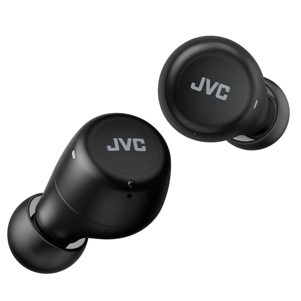 画像2: 小型・軽量・おしゃれな完全ワイヤレスイヤホン「HA-A5T」が、JVCより登場。グリーン、ブルー、ホワイトなどカラフルな5色展開