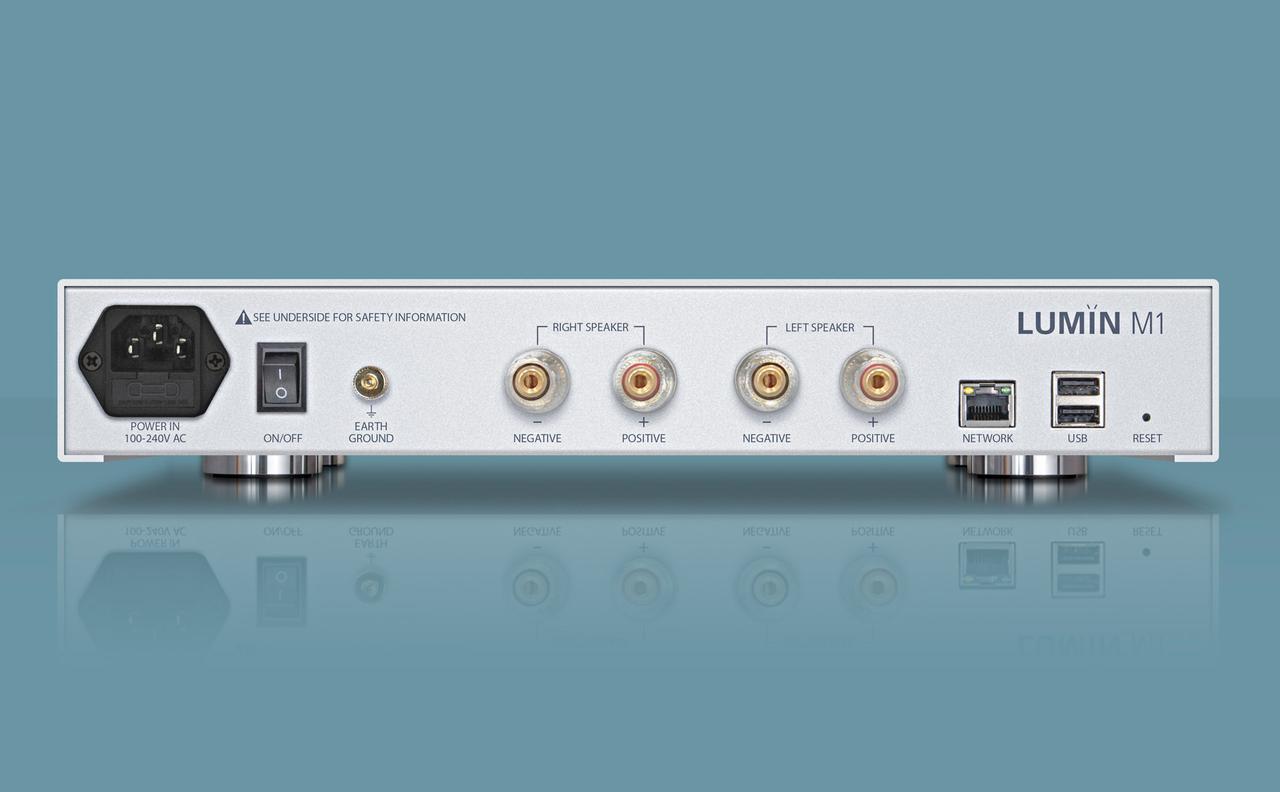 画像: 取扱ブランド | Bright Tone Co. Ltd. DSD対応ネットワークプレーヤー LUMIN The Audio