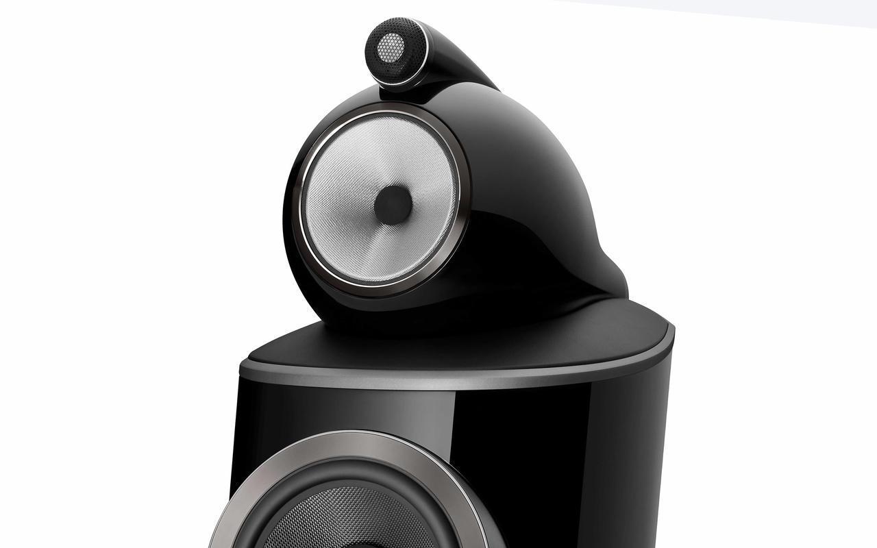 画像: B&W、「800 Series Diamond」の新世代ラインナップを発表。フラッグシップの「801 D4」を筆頭に、センタースピーカーを含めた全7モデルを9月に発売 - Stereo Sound ONLINE