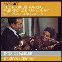 画像: Mozart: Violin Sonatas - ハイレゾ音源配信サイト【e-onkyo music】