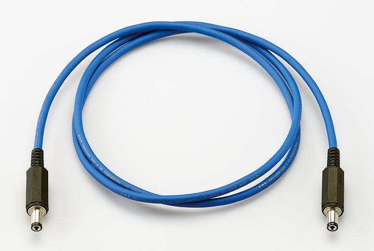画像: オプションのケーブルではaet製の線材を採用する。オーダーに応じて、コネクターの口径、長さを変えられるので、手持ちの機器に合わせやすい