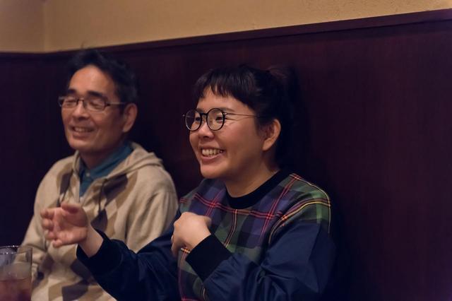 画像: 両親も東京へ。仕事を手伝ってもらうようになった