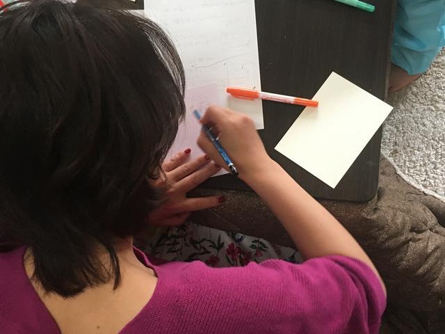 画像1: 似顔絵やイラストで飾るオリジナル「肩たたき券」