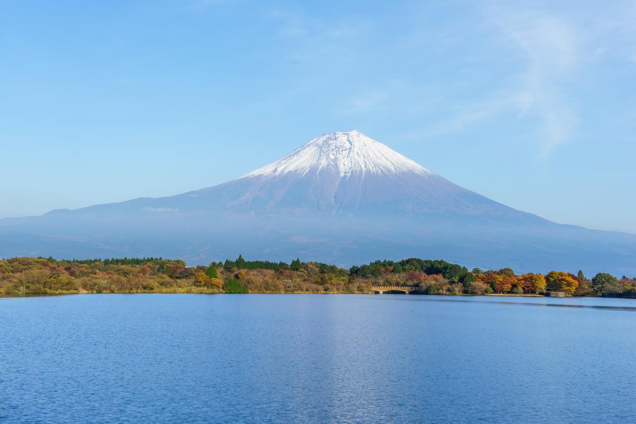 画像: 2日目 14:00〜富士山の近くの湖巡り