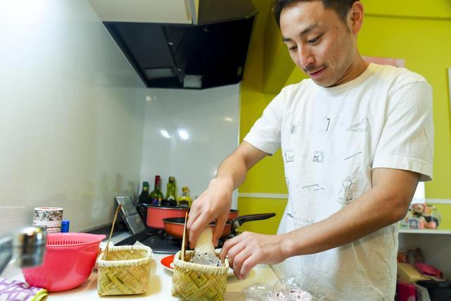 画像1: 初めての手作り弁当の出来栄えは?