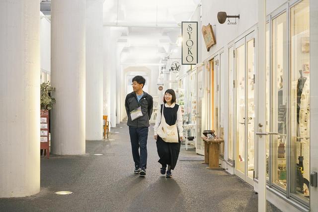 画像1: 義父と瀬戸窯元のお店でギフトを探す