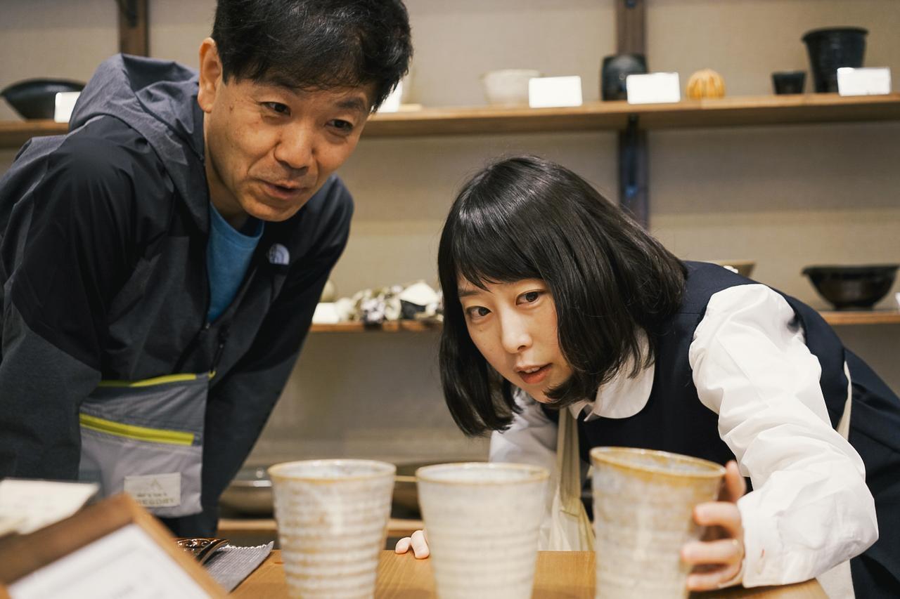 画像6: 義父と瀬戸窯元のお店でギフトを探す