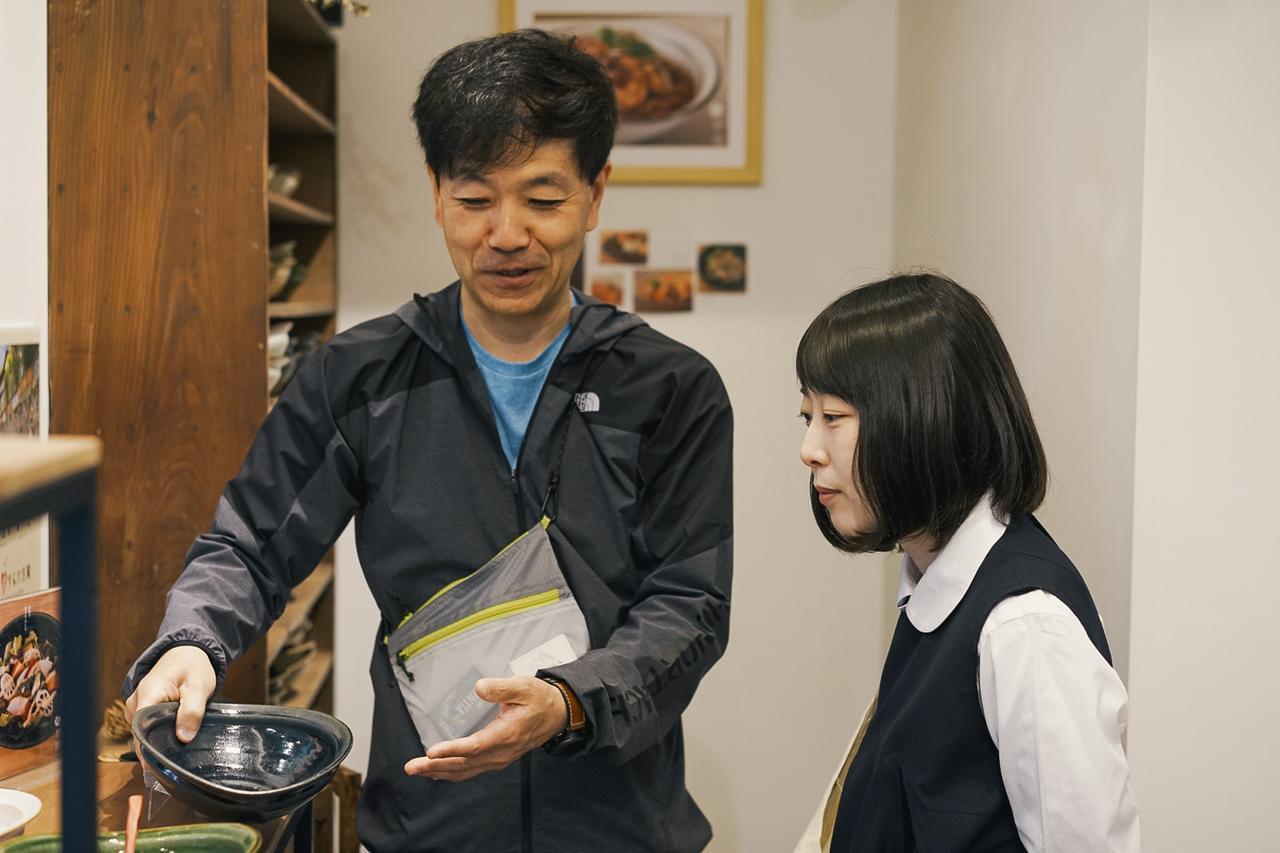 画像5: 義父と瀬戸窯元のお店でギフトを探す