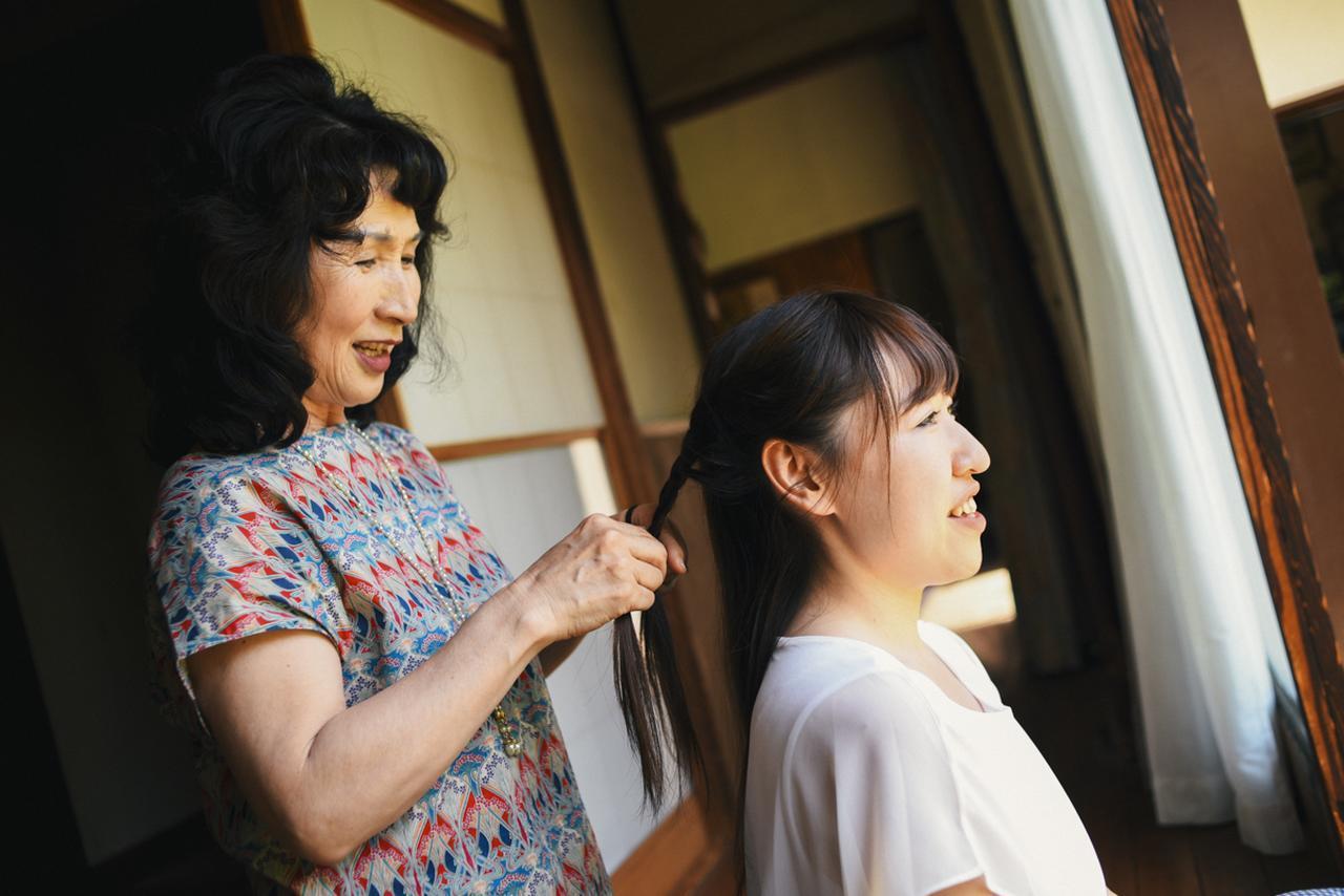 画像5: 髪を結いながら思い出す、思春期の娘へ毎日贈った母からの手紙