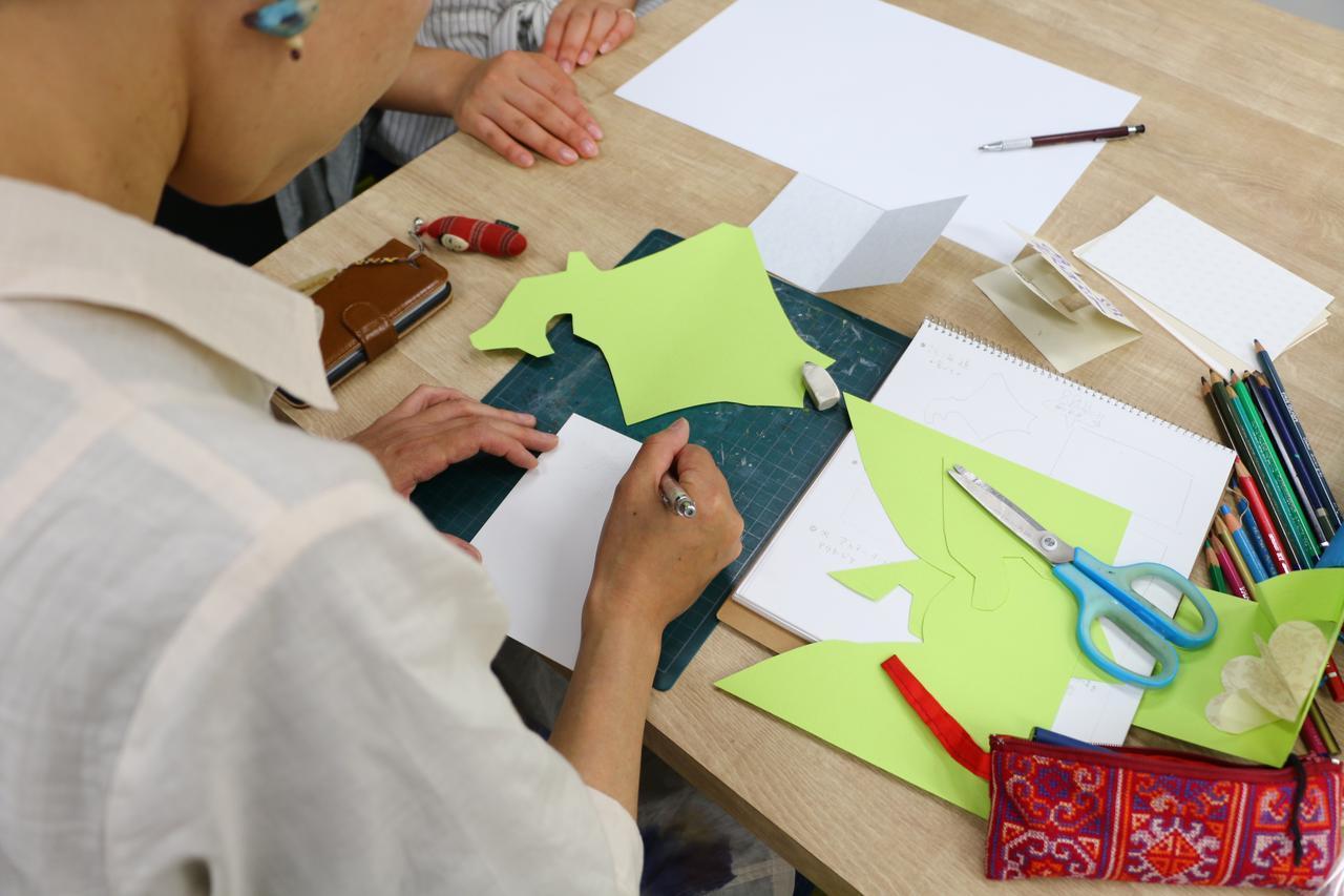 画像1: アイデア満載の楽しいカードが完成!