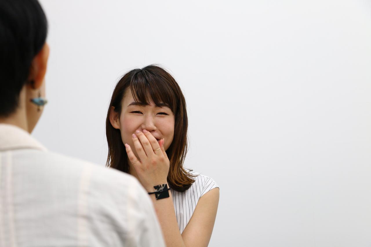 画像1: ご両親への優しさが溢れ出す、早紀さんの想い