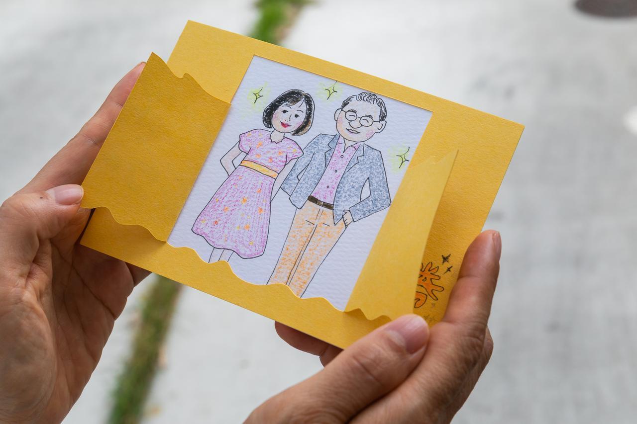 画像3: ◎その2:お父さん、お母さんに 早紀セレクト全身コーディネート券
