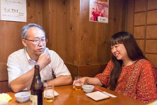 画像: お父さんとは、顔を合わせると喧嘩ばかりしていた