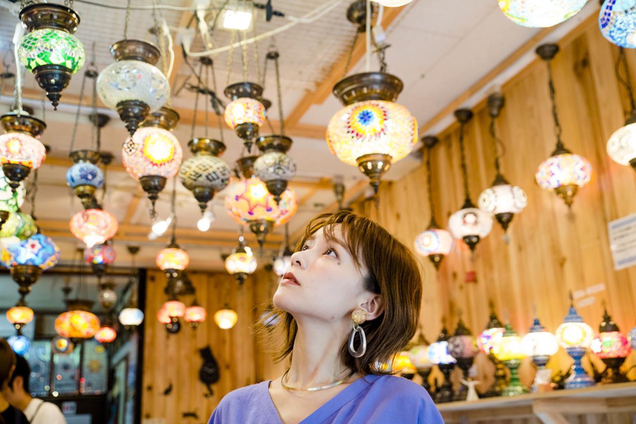 画像2: 異国のランプに魅せられて