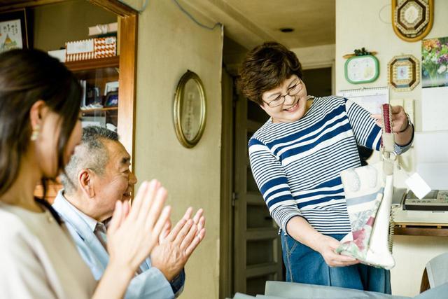 画像3: お義父さんとお嫁さんのアイディアを掛け合わせたギフトをプレゼント