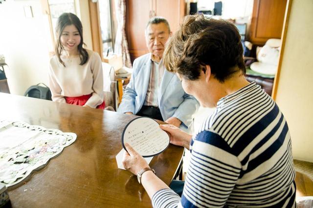 画像5: お義父さんとお嫁さんのアイディアを掛け合わせたギフトをプレゼント