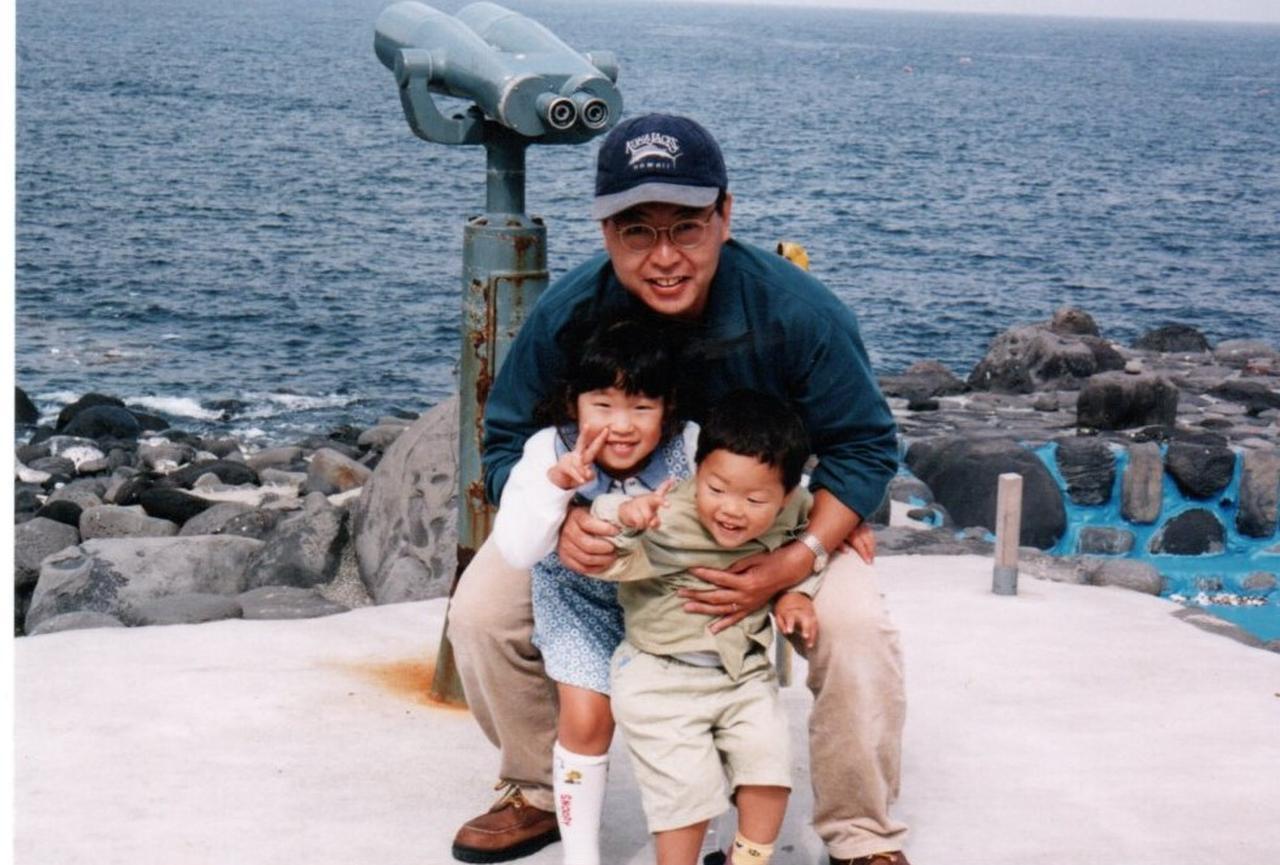 画像: 1994年には長男の史丸(ふみまる)さんも誕生