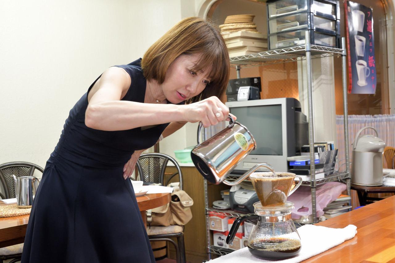 画像2: 美味しいコーヒーを目指して、いざ挑戦!