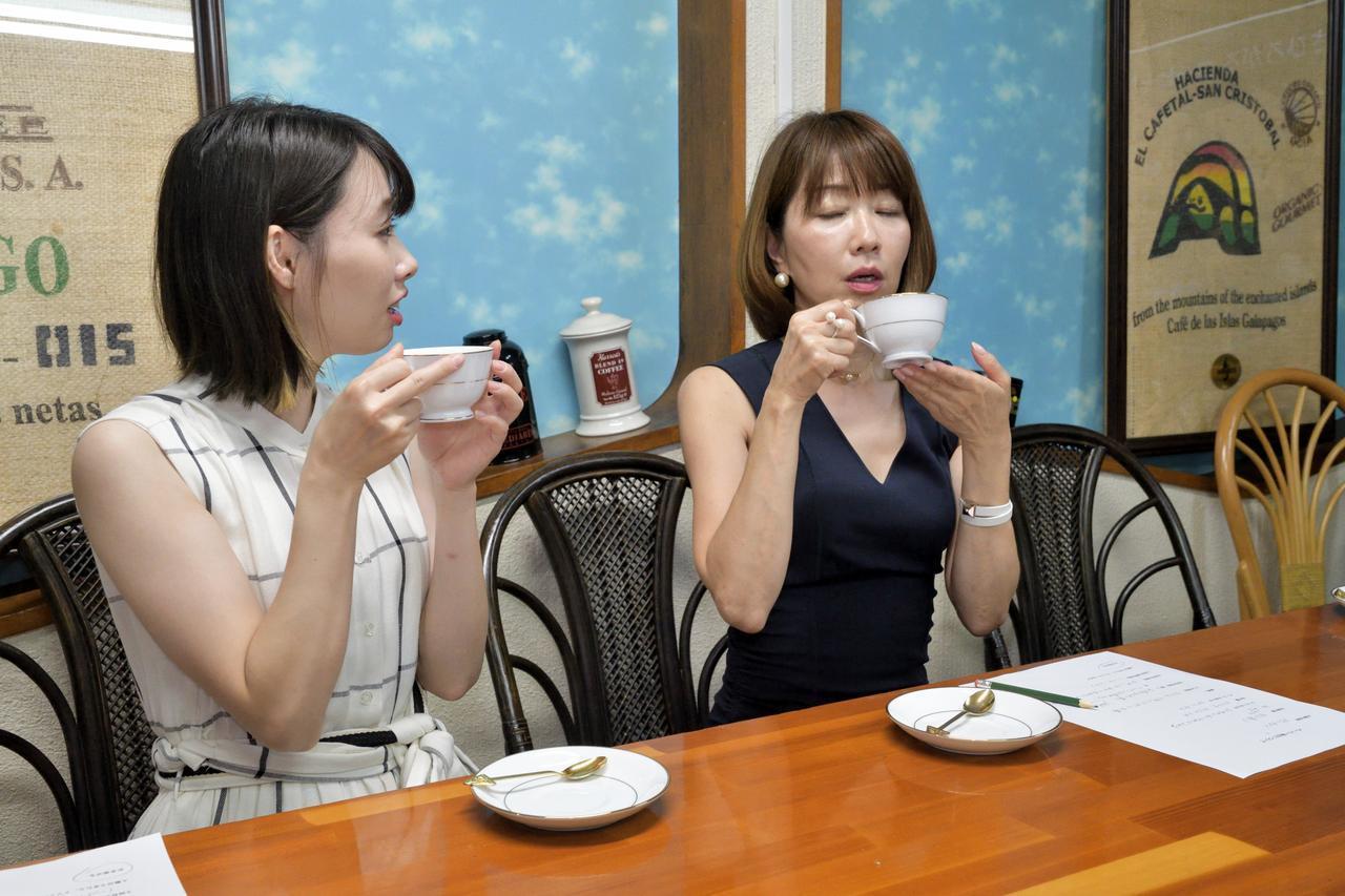 画像5: 美味しいコーヒーの淹れ方教室で新発見の連続