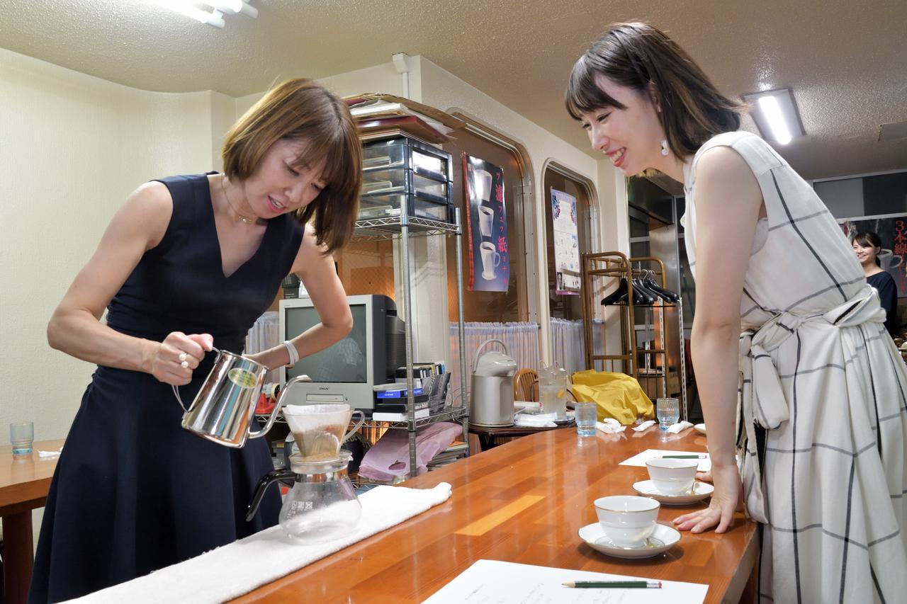 画像1: 美味しいコーヒーを目指して、いざ挑戦!