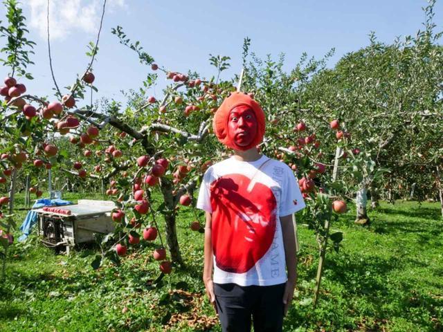 画像: 親孝行エッセイ「そして次男は赤くなった」りんご飴マン