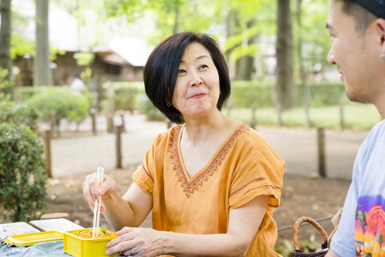 画像4: 勝負料理は家族みんなが大好きなパスタ