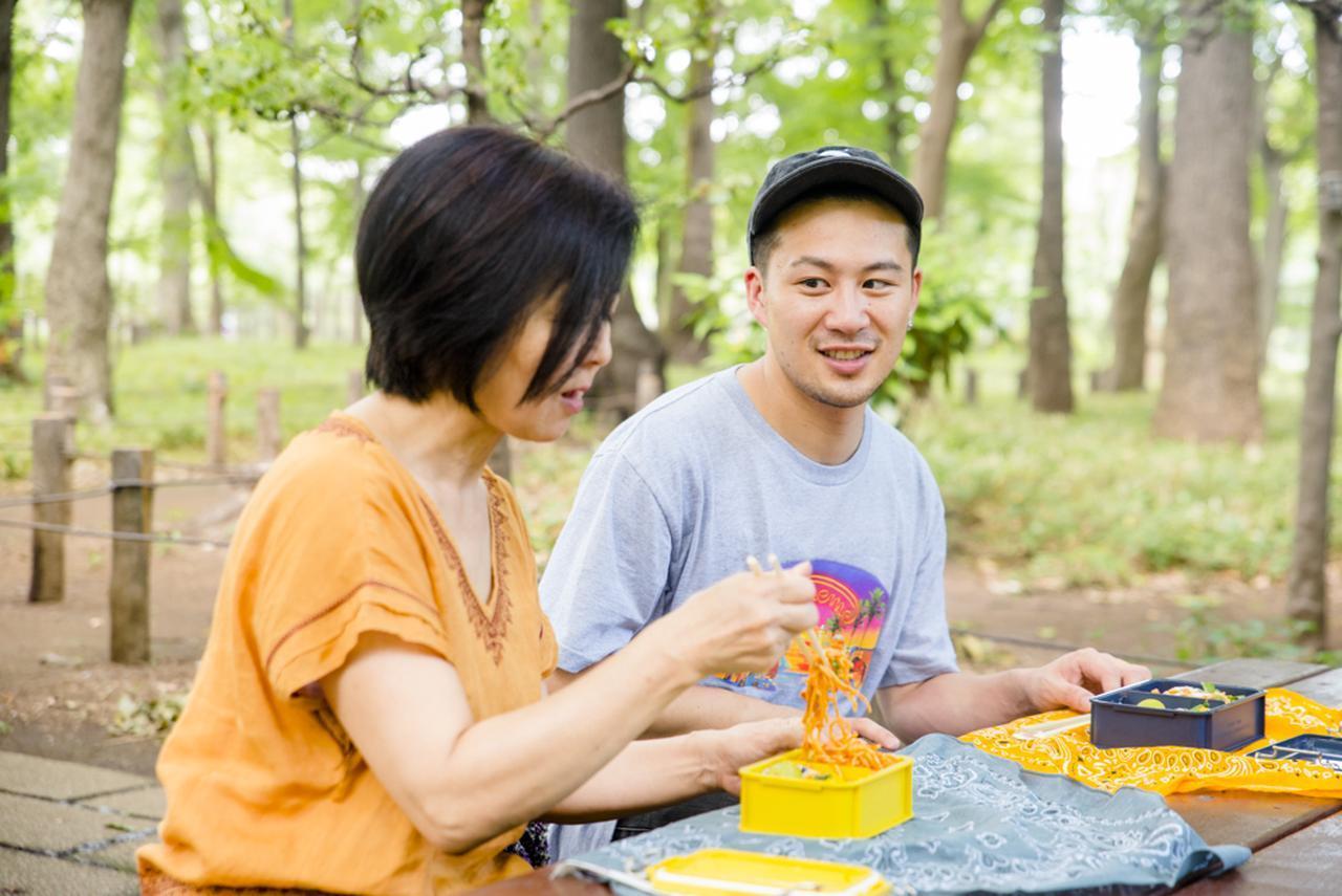画像5: 勝負料理は家族みんなが大好きなパスタ