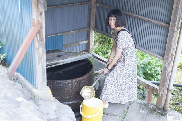 画像5: まずはおいしい湧き水を調達!