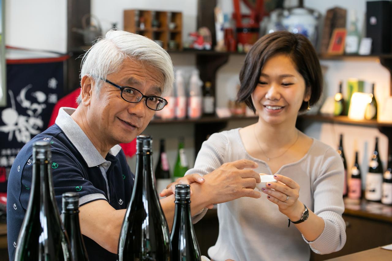 画像4: 日本酒の感想って意外と難しいゾ!?