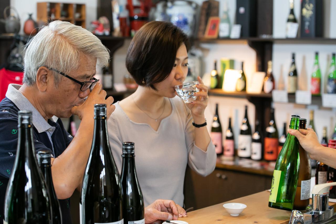 画像6: 日本酒の感想って意外と難しいゾ!?