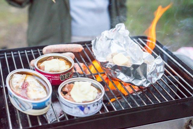 画像14: やっぱり炭火焼きはおいしい!