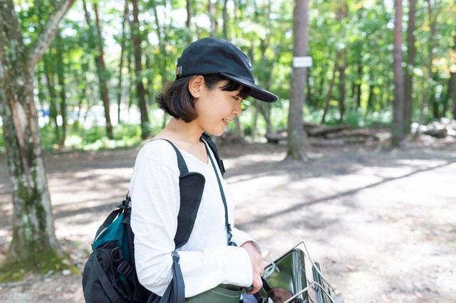 画像6: 軽井沢で1泊2日の常設テント泊!