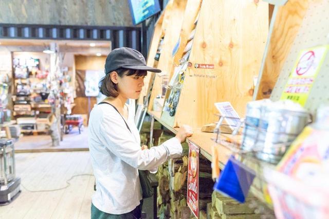 画像4: 軽井沢で1泊2日の常設テント泊!