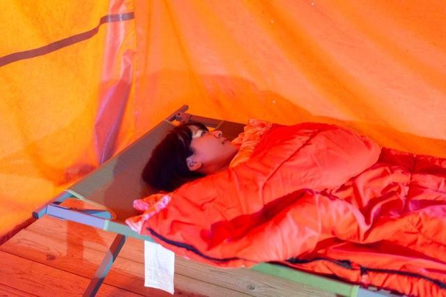 画像10: 軽井沢で1泊2日の常設テント泊!